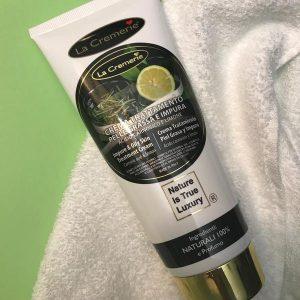 Krema za lice krnozolska kiselina - LuxNatur