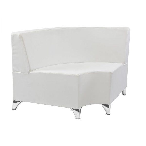 Prijemna ženska sofa Corner Cube - LuxNatur