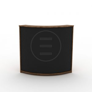 Prijemni pult Curve Eco - LuxNatur