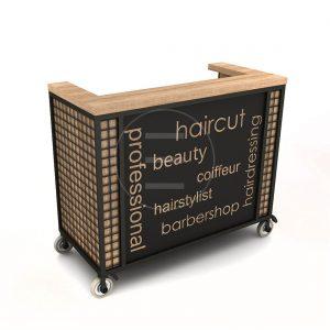 Prijemni pult Haircut - LuxNatur