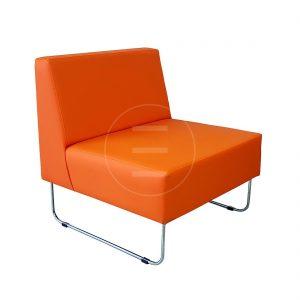 Prijemna ženska fotelja Public - LuxNatur