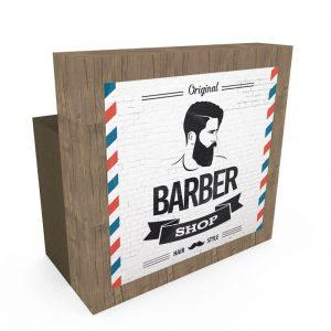 Prijemni pult Barisol Barber - LuxNatur