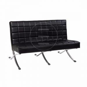 Prijemna ženska sofa Barcelona Twin - LuxNatur