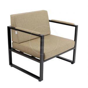 Prijemna ženska fotelja Gentle - LuxNatur