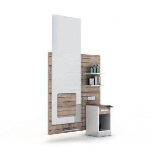 Ogledalo Line Cabinet - LuxNatur