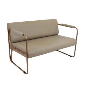 Prijemna ženska sofa Round Lounge Double - LuxNatur