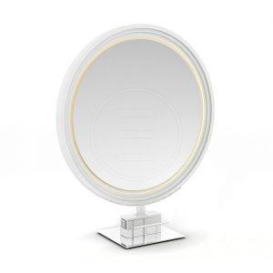 Ogledalo Round Massive Wall - LuxNatur