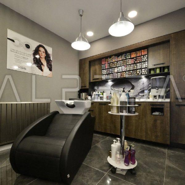 Plakar Shampoo Wall X - LuxNatur