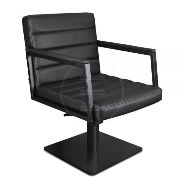 Frizerska stolica Tempo Black RL - LuxNatur