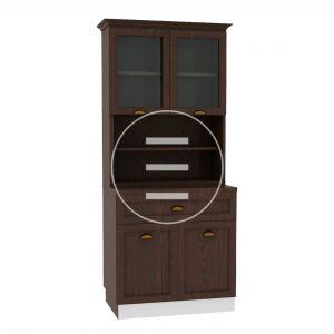 Plakar Classic Mono Cabinet - LuxNatur