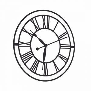 Zidni sat Wall Watch - LuxNatur